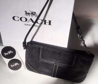 COACH レザーマルチBag