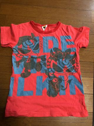 ヒスミニTシャツ130