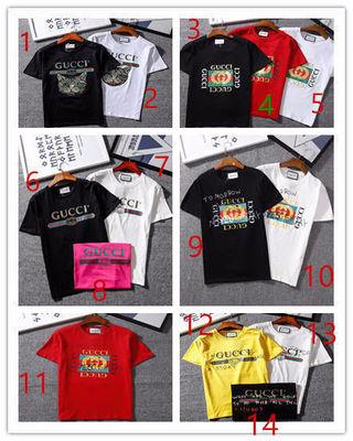 2点7215  国内発送 人気Tシャツ 男女兼用FU53