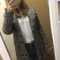 リゼクシー  ツイード 中綿 コート