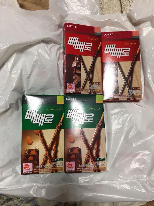 韓国  お菓子  ペペロ - フリマアプリ&サイトShoppies[ショッピーズ]