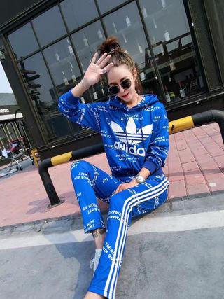 Adidas人気新品 上下セット レディース 送料無料