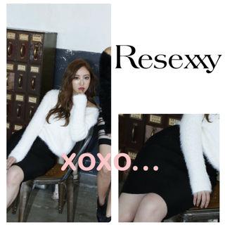 新品 RESEXXY ニットタイトスカート