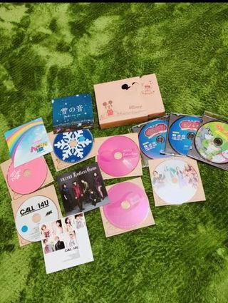 CD DVDセット
