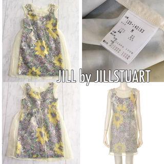 JILL by JILLSTUART フラワーワンピース