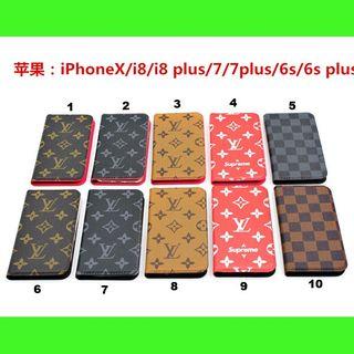 iphoneケース手帳型多色