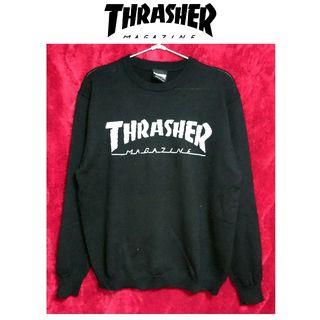 正規 THRASHER カシミア ニット セーター