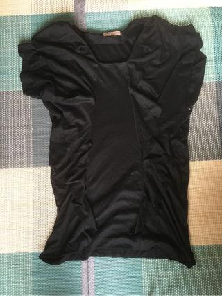 proportion body dressing黒トップス