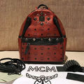 MCM 新品 両用バッグ 旅行 リュックバッグ