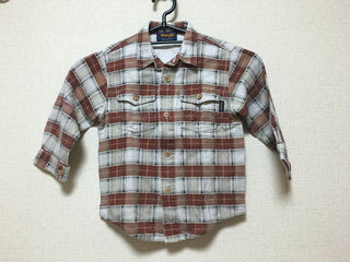 Wranglerシャツ