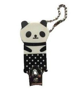 子ども用 つめきり 小 かわいい パンダ 動物 アニマル