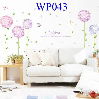 お部屋をイメチェン ウォールシール WP043