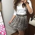 INGNI アニマル柄 スカート