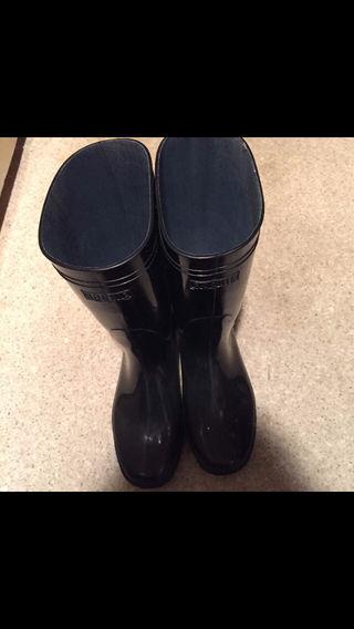 ワークマンで買った長靴