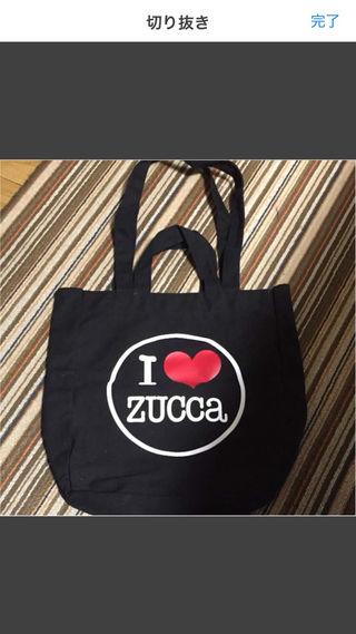 zucca 2way トートバッグ 新品
