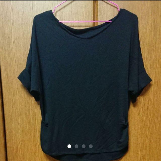 GU Tシャツ カットソー(GU(ジーユー) ) - フリマアプリ&サイトShoppies[ショッピーズ]