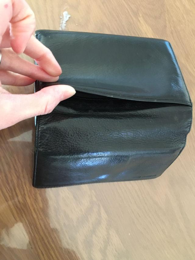 コムサイズム 二つ折り 財布