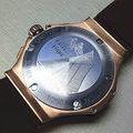 ウブロ 時計 クオーツ 実物画像