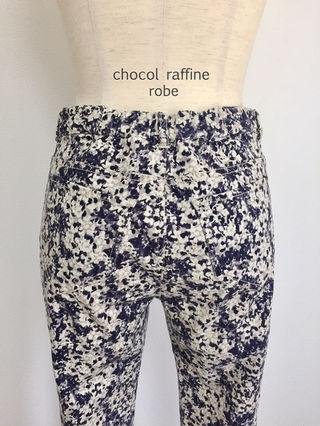 chocol raffine robeスキニーパンツ
