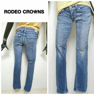 RODEO CROWNS*デニム