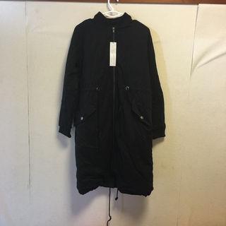 ミリタリーロングジャケット
