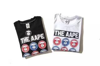 AAPE アベイシングエイプ 短Tシャツ