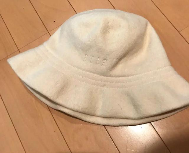 ELLE帽子(ELLE(エル) ) - フリマアプリ&サイトShoppies[ショッピーズ]