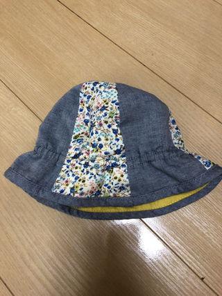 BRANSHESリバーシブル帽子