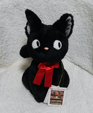 定価¥5184 魔女の特急便 ジジ ぬいぐるみ 猫ぬいぐるみ