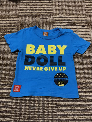 BABYDOLL Tシャツ