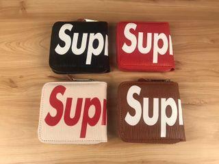シュプリーム 2折財布