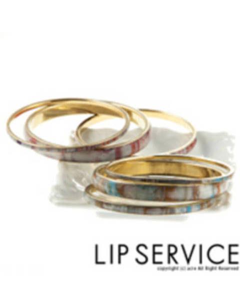 LIPservice ブレス(LIP SERVICE(リップサービス) ) - フリマアプリ&サイトShoppies[ショッピーズ]
