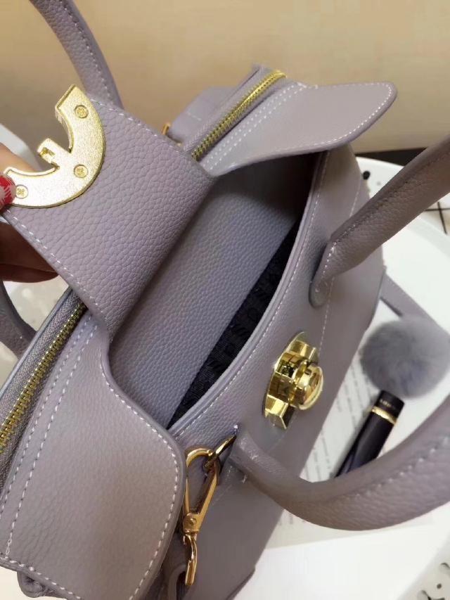 送料無料 人気 ショルダーバッグ ハンドバッグ 高級革 4色