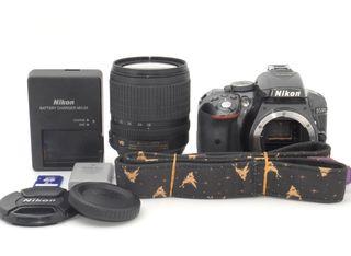 Wi-Fi機能搭載Nikon D5300 レンズキット