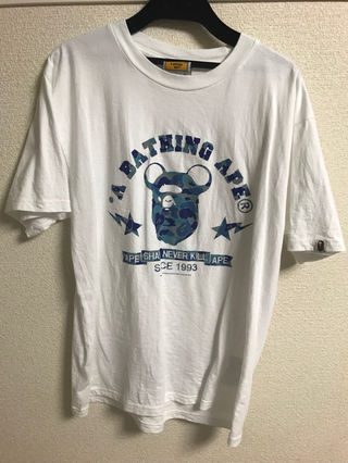 APE Tシャツ