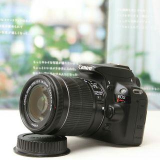ポテンシャルを引き出す超高性能レンズセットCanon X7