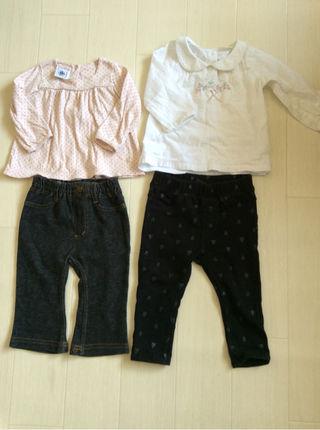 PETIT BATEAU NEXT H&M baby gap