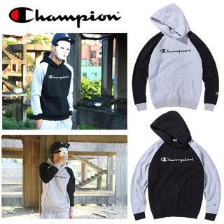 チャンピオン ファッション パーカー