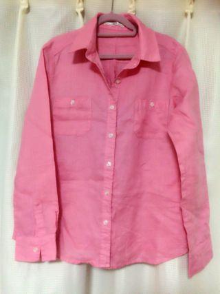 【600円OFF】夏にぴったりレッドシャツ
