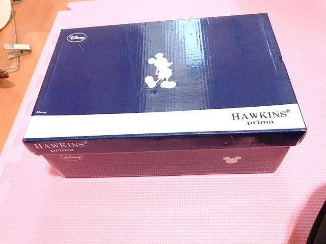 HAWKINSローファー