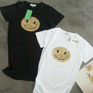 KENZOロングTシャツ レディース カジュアル 2色