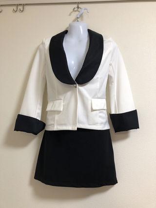 新品 2P シンプル スーツ セット