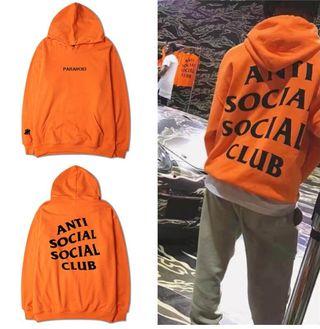 anti social clubパーカー  an-03