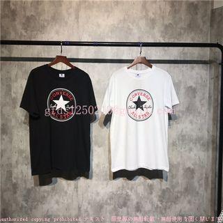 Tシャツ半袖 CONVERSE トップス オシャレ
