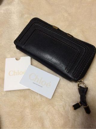 Chloe長財布