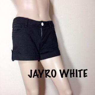 定番【激安】 ジャイロホワイト シンプルショートパンツ