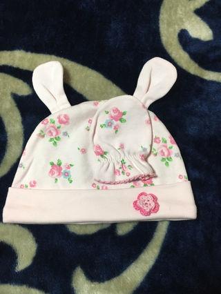 赤ちゃん用 帽子 ミトン 靴下