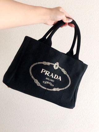 カナパ プラダ PRADA トートバッグ