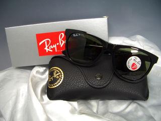 国内正規品・偏光レンズ仕様RayBanサングラス