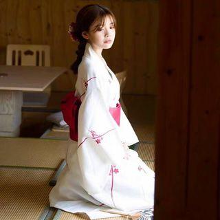 伝統的な着物